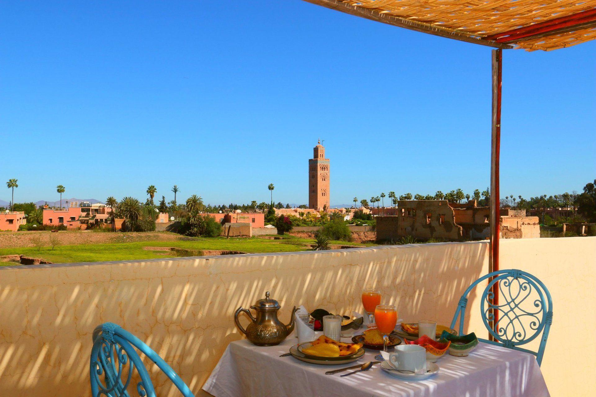 Séjour Marrakech - RIAD SIDI MIMOUNE