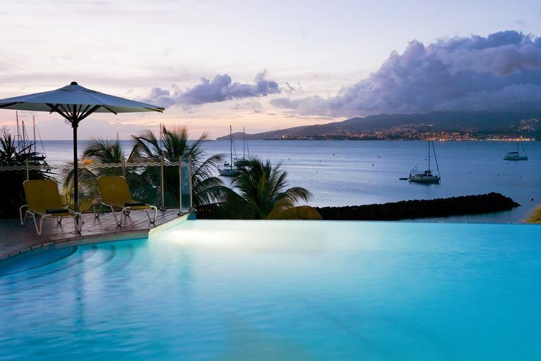 Séjour Martinique - BAKOUA 4*(NL) - LOCATION DE VOITURE INCLUSE