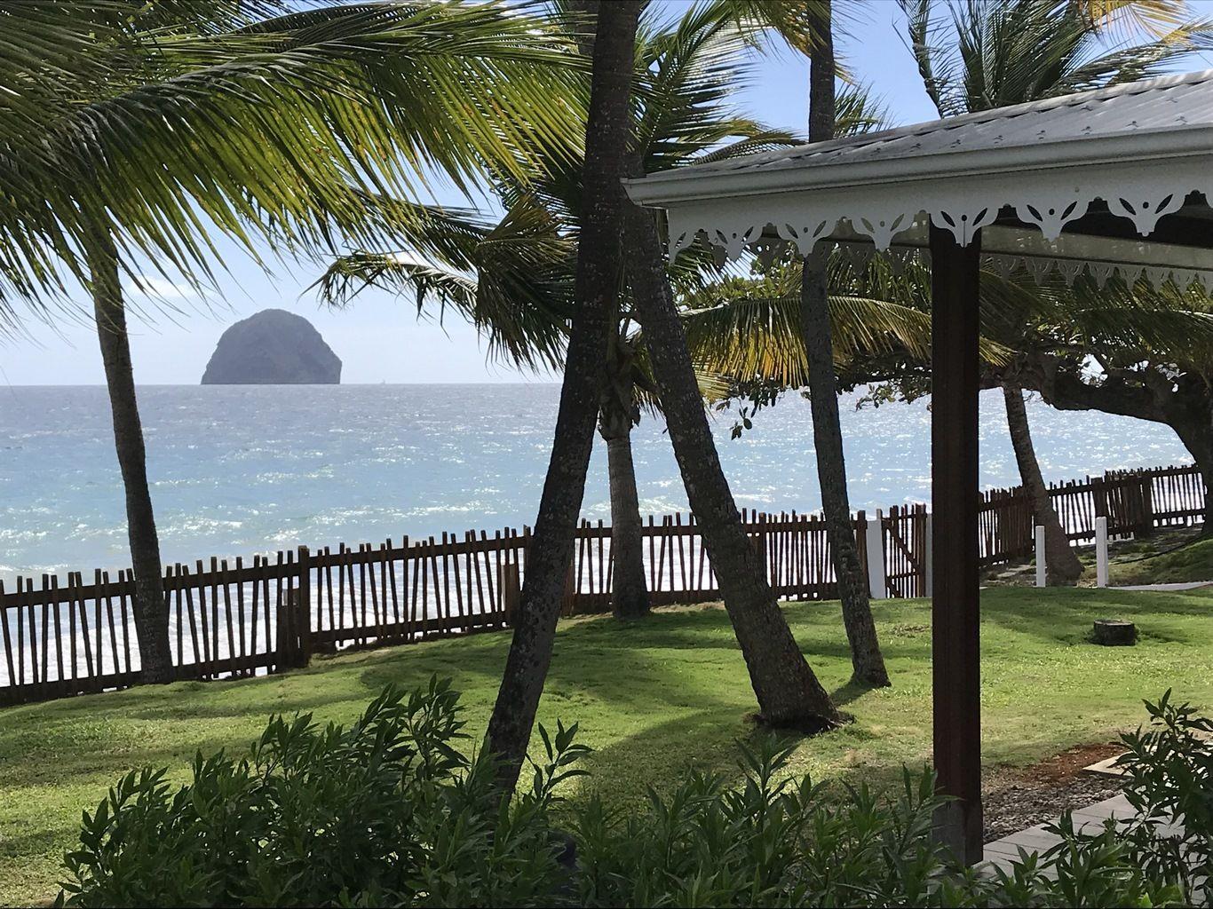 Séjour Martinique - DIAMANT LES BAINS 4*(NL) - LOCATION DE VOITURE INCLUSE