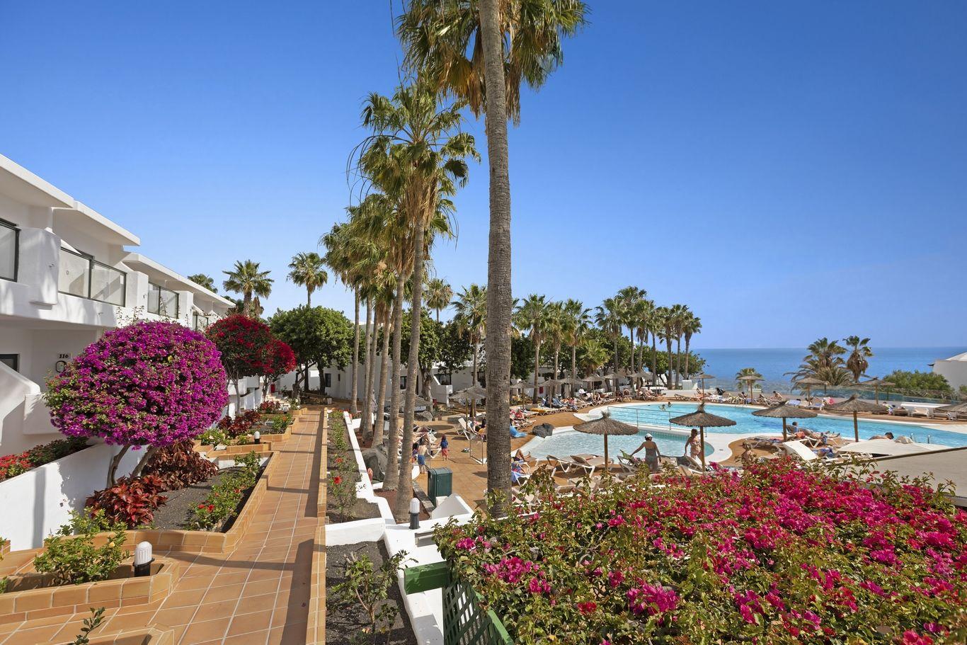 Séjour Lanzarote - APPART HOTEL THB FLORA 3*(NL) - Location de voiture incluse