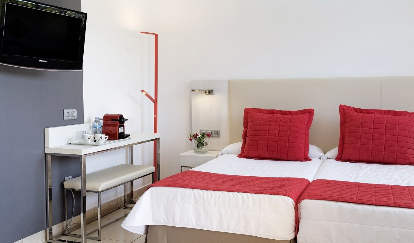 Canaries - Tenerife - Espagne - Hôtel Alexandre La Siesta 4*