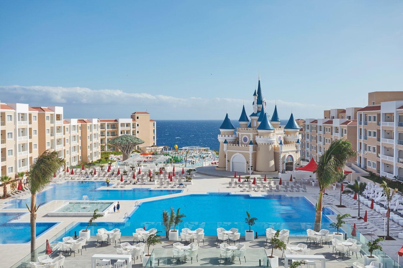 Séjour Tenerife - BAHIA PRINCIPE FANTASIA 5*(NL)