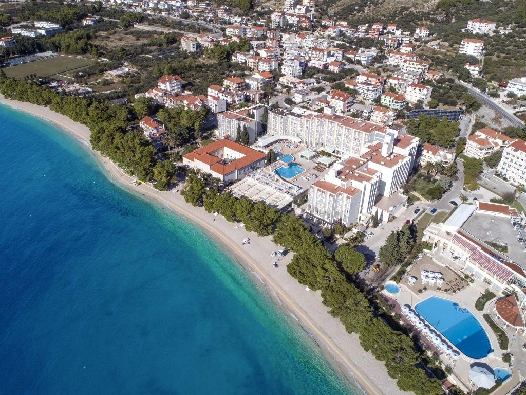 Séjour Croatie - BLUESUN HOTEL ALGA 4*(NL)
