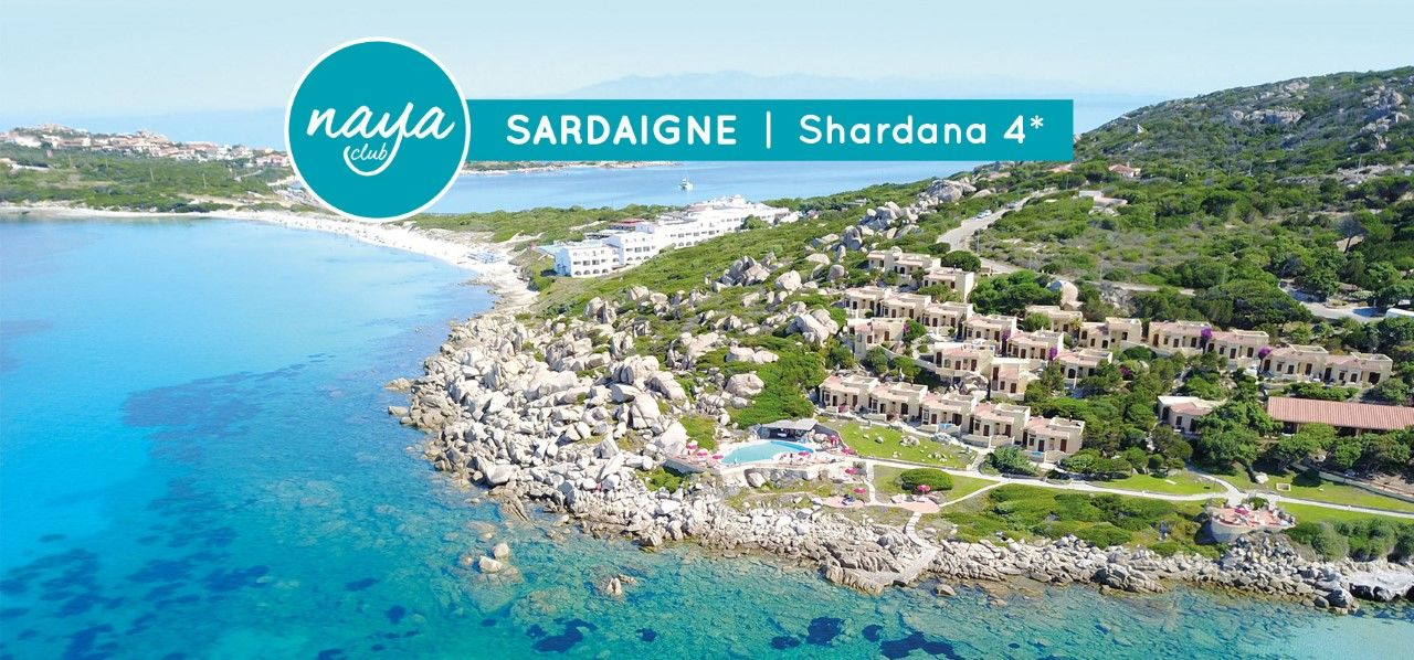 Séjour Sardaigne - NAYA CLUB SARDAIGNE - SHARDANA 4*(NL)