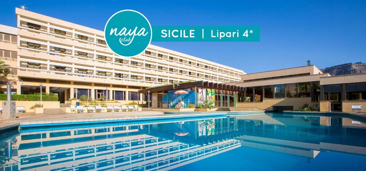 NAYA CLUB SICILE - LIPARI 4*(NL)